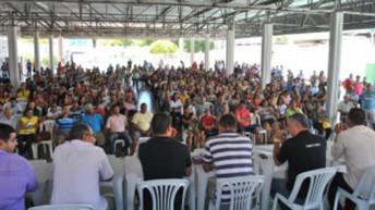 Servidores do município iniciam campanha salarial