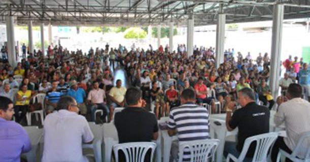 Sete sindicatos de servidores municipais decidem pelo fim da greve