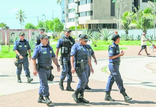 Polícia Federal já admite autorizar que guardas municipais trabalhem armados