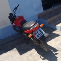 Guarda municipal e PM recuperam moto roubada no centro de Batalha