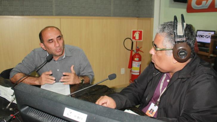 Presidente do Sindguarda-AL fala sobre conquistas em sua gestão a frente da Guarda Municipal a rádio Gazeta