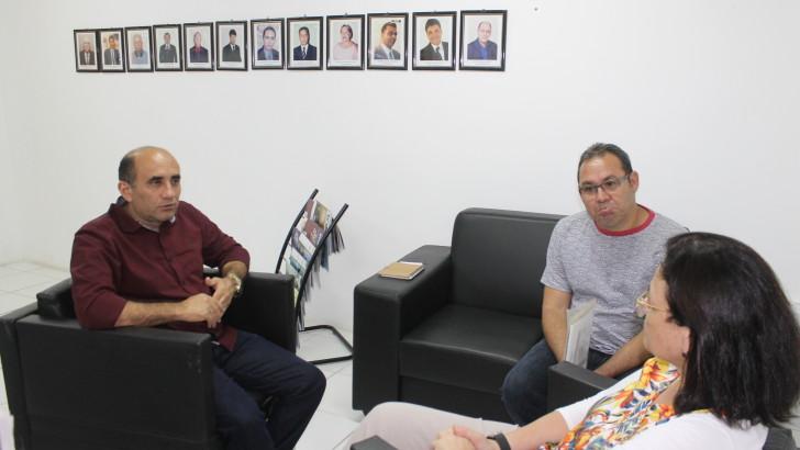 Sindguarda se reúne com Secretária de Segurança e Cidadania – SEMSC para cobrar melhorias