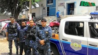 Guarda Municipal encontra motocicleta abandonada utilizada em furto