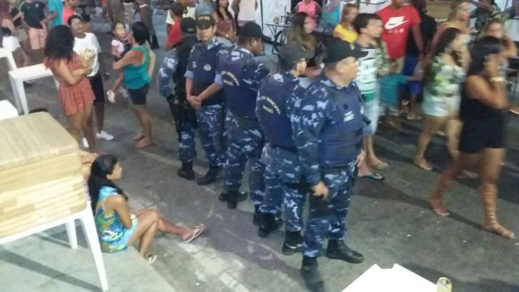 Guarda Municipal da capital comemora sucesso de trabalho durante carnaval