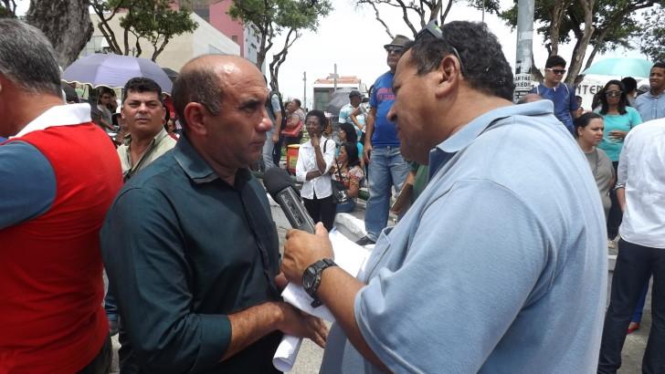 Prefeitura oferece nova proposta a servidores municipais, mas, SINDGUARDA-AL matem a greve