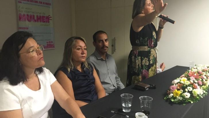 Representantes do SINDGUARDA-AL partcipam de encontro na Ponta Verde