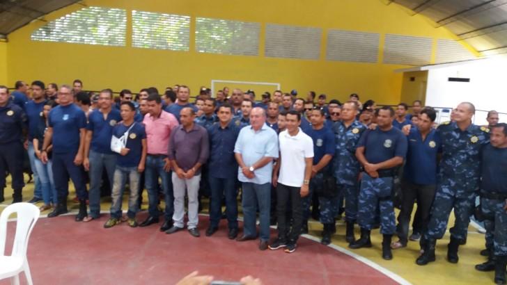 SINDGUARDA-AL consegue 100 % de Risco de Vida para Guardas do Pilar