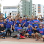SINDGUARDA-AL participa de protesto na orla de Maceió