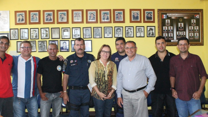 SINDGUARDA-AL consegue 100 % de Risco de Vida da Guarda Municipal de Marechal