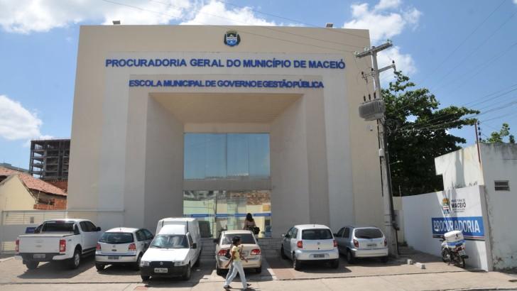 SINDGUARDA-AL Participa de reunião na Procuradoria Geral de Maceió