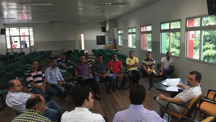 SINDGUARDA-AL participa de audiência em União dos Palmares