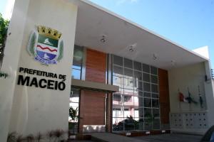 novo prédio da prefeitura de Maceió