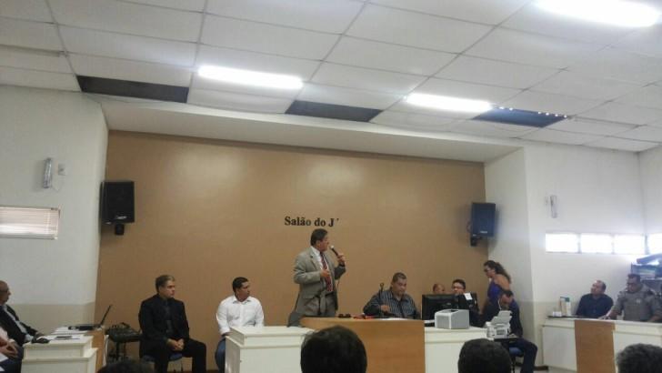 SINDGUARDA-AL participa de audiência sobre Segurança Publica em Girau do Ponciano