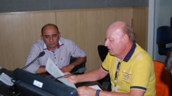 Presidente do SINDGUARDA-AL, Carlos Pisca, dá entrevista a rádio Gazeta