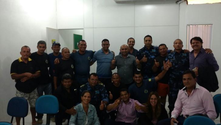 SINDGUARDA-AL consegue 100 % no Risco de Vida da Guarda Municipal de Barra de Santo Antônio