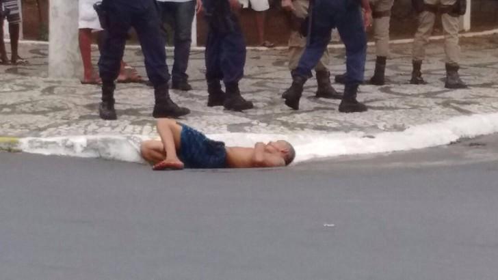 NOTA OFICIAL: Guarda Municipal afirma que vítima era traficante e estava sendo perseguida pela Polícia em Bahia