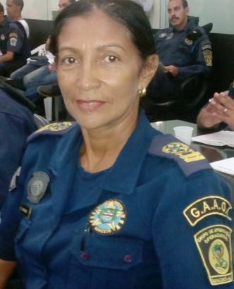 Inspetora da Guarda Municipal de Maceió é escolhida para conduzir tocha Olímpica