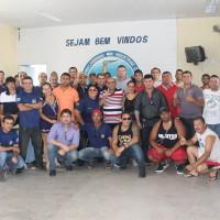 Representantes do SINDGUARDA – AL visitam cidade de Delmiro Gouveia no sertão do estado