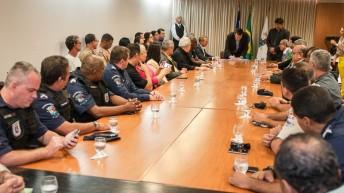 Prefeitura cria Fundo Municipal de Segurança Urbana para manutenção da Guada Municipal de Vitoria