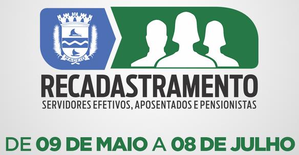 Prefeitura de Maceió convoca Guardas Municipais para recadastramento