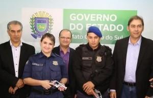 Guarda Municipal deve começar a usar armas a partir de novembro