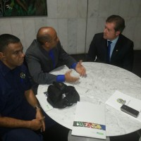 SINDGUARDA – AL participa de Seminário das Guardas Municipais e Segurança Pública em Brasília