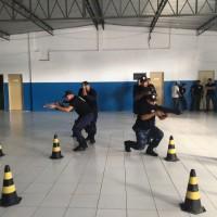 GUARDAS MUNICIPAIS participam de Treinamento Tático em Maceió