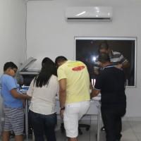 Guardas Municipais dão entrada na URV na sede do SINDGUARDA – AL