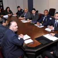 Presidente do SINDGUARDA – AL, Carlos Pisca, participa de audiência com Ministro da Justiça