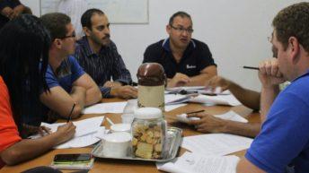 SINDGUARDA – AL seu reúne com comissão de GMs de Atalaia