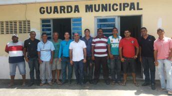 SINDGUARDA – AL visita município de São Luiz do Quitunde