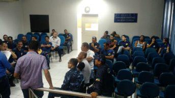 SINDGUARDA – AL, participa de assembleia em Pilar