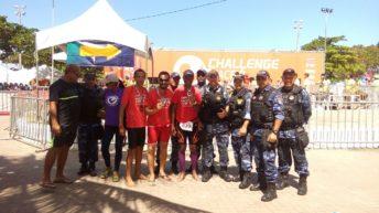 Guardas Municipais de Maceió, participam da segunda competição do Challenge