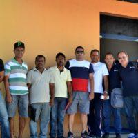 SINDGUARDA – AL, visita município de Passo de Camaragibe