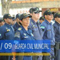 03 de Setembro, dia da Guarda Civil Municipal