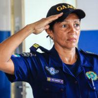 Inspetora, Simone Lima é mais nova comandante da Guarda Municipal de Maceió