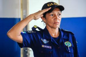 Guarda Municipal - Entrega de coletes balísticos  Foto: Pei Fon/ Secom Maceió
