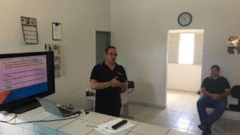 PCCR da Guarda Municipal de São Luiz do Quintude é apresentado a categoria