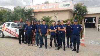 SINDGUARDA – AL se reúne com Guardas Municipais de Inhapi