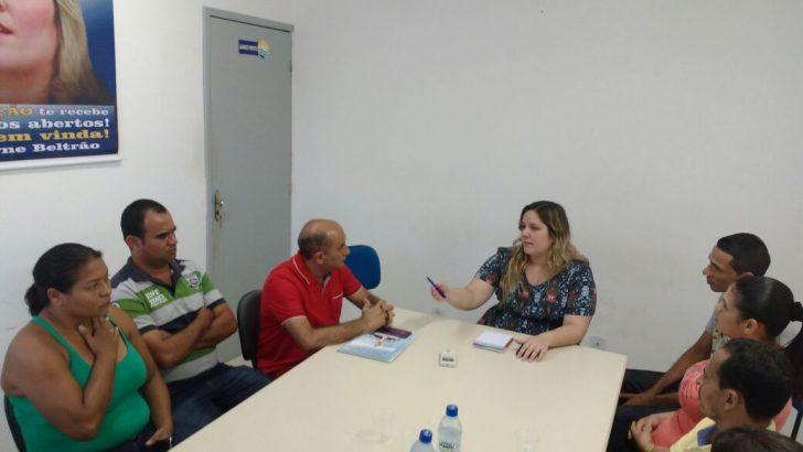 SINDGUARDA – AL se reúne com prefeita de Jequiá da Praia
