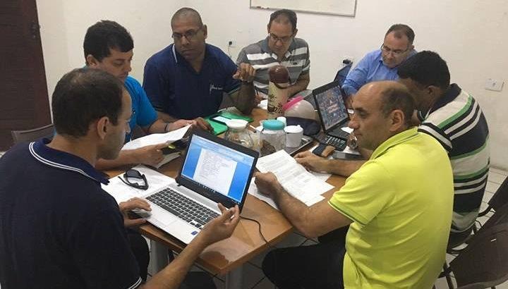 Diretores do Sindguarda se reúnem para traçar metas