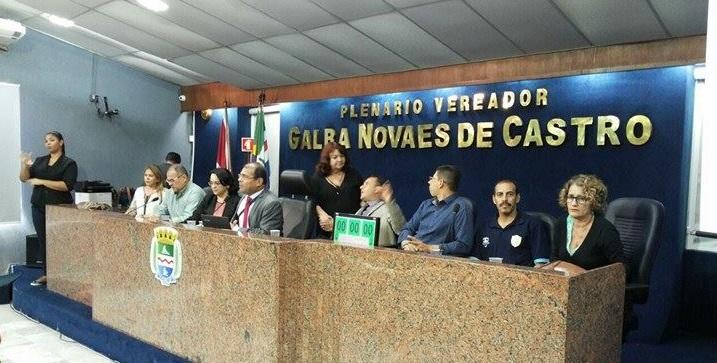 Sindguarda participa de audiência pública sobre projeto de lei da previdência
