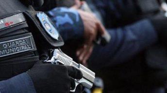 Cidades com Guarda Municipal armada reduz número de homicídios, aponta estudo