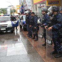 Guardas Municipais participam de ação de ordenamento no Centro de Maceió