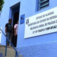 Guarda Municipal e Polícia Civil de Traipú cumprem mandado de prisão