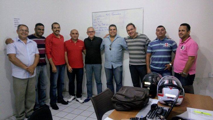 Sindguarda firma convênio com Clube dos Sargentos do Exército