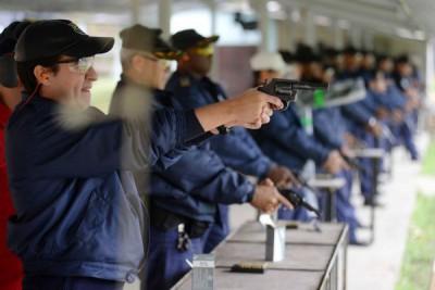 Guardas Municipais de Maceió terão treinamento de instrução de tiro