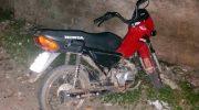 Moto roubada é recuperada por Guardas Municipais