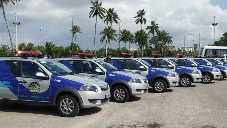 Proposta isenta de multas motoristas de viaturas da GM