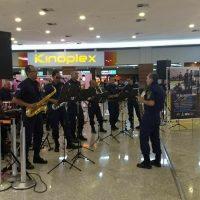 Banda da Guarda Municipal irá se apresentar durante a 1ª Feira Gastronômica do Graciliano Ramos